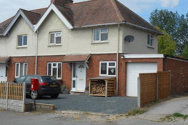 Thumbnail Semi-detached house for sale in Windyridge, Upton Snodsbury, Worcester