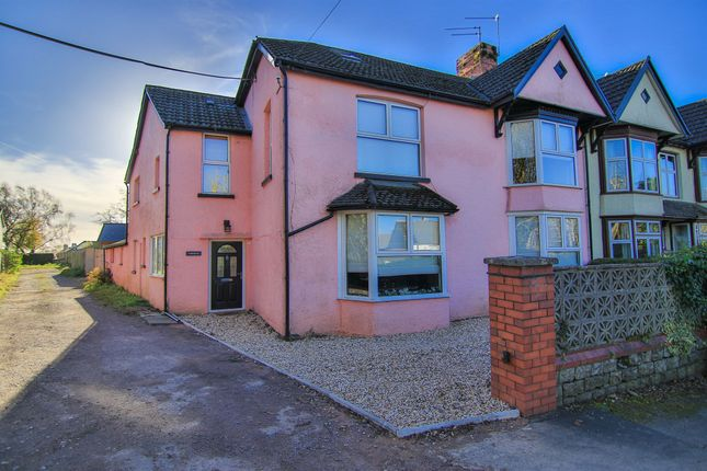 Thumbnail Semi-detached house for sale in Station Road, Creigiau, Cardiff
