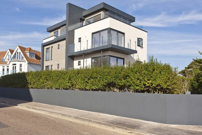 Thumbnail Maisonette for sale in Harbour View, 18 St Catherine's Road, Southbourne, Dorset