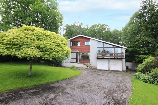 Thumbnail Detached house for sale in Brinckman Terrace, Westhill, Inverness