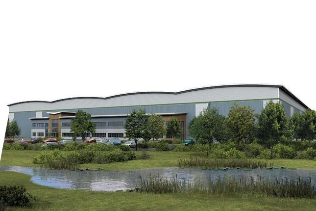 Industrial to let in DC5, Prologis Park Pineham, Northampton, Northamptonshire