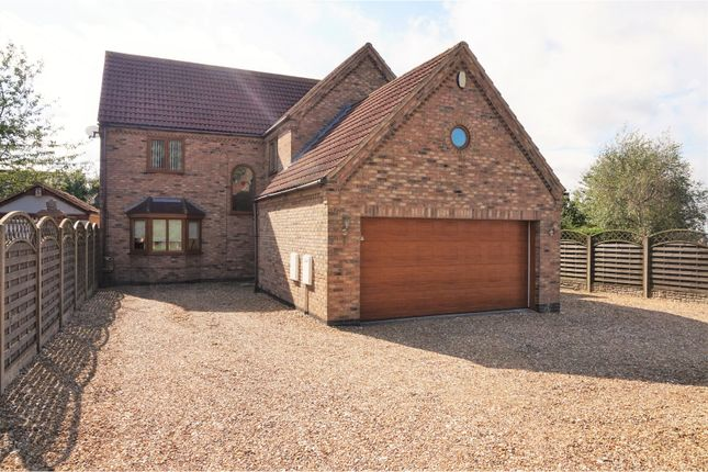 Thumbnail Detached house for sale in Priory Lane, Scunthorpe