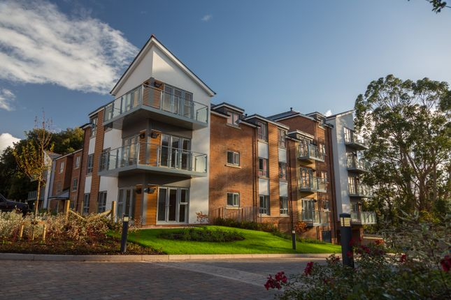 Thumbnail Flat for sale in Plot 89 Millbrook House, Millbrook Village, Topsham Road, Exeter, Devon