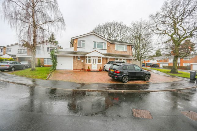 Thumbnail Detached house to rent in Anstruther Road, Birmingham