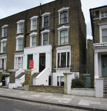 Thumbnail Flat to rent in Basement, Bartholomew Road, London