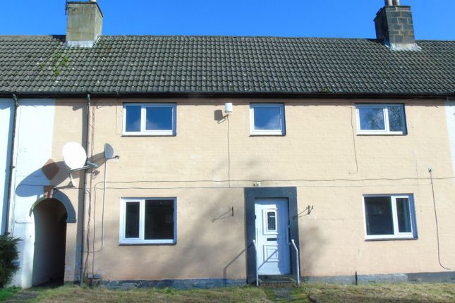Terraced house for sale in South Green, Byrness Village, Newcastle Upon Tyne