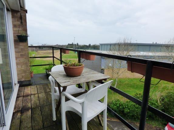 Balcony of Tower Close, Alverstoke, Gosport PO12
