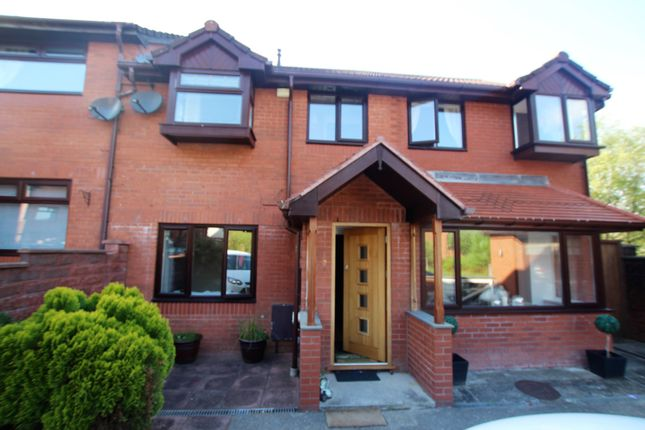 Thumbnail Link-detached house for sale in Forest View, Mountain Ash