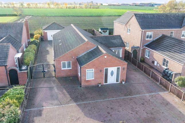 4 bed detached bungalow for sale in Church End, Wrangle, Boston