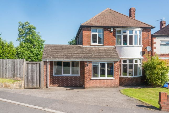 Thumbnail Detached house for sale in High Storrs Crescent, Sheffield