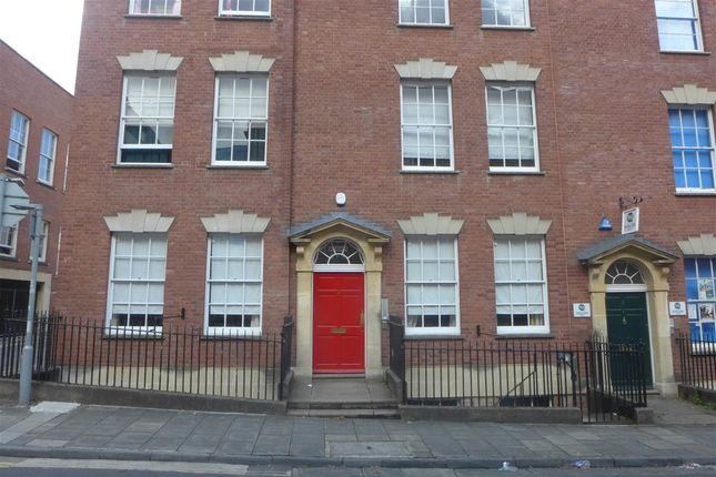 Thumbnail Flat to rent in Pritchard Street, City Centre, Bristol