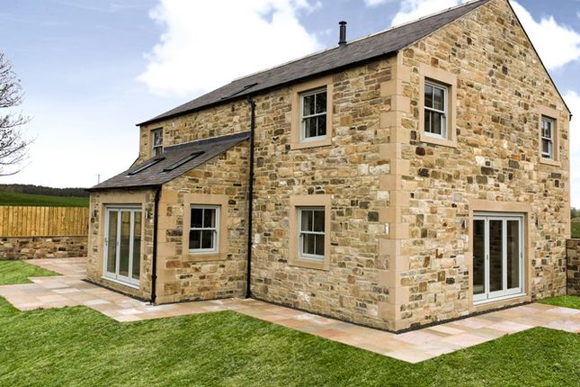 Thumbnail Detached house for sale in The Cart Shed, Colwell, Hexham, Northumberland