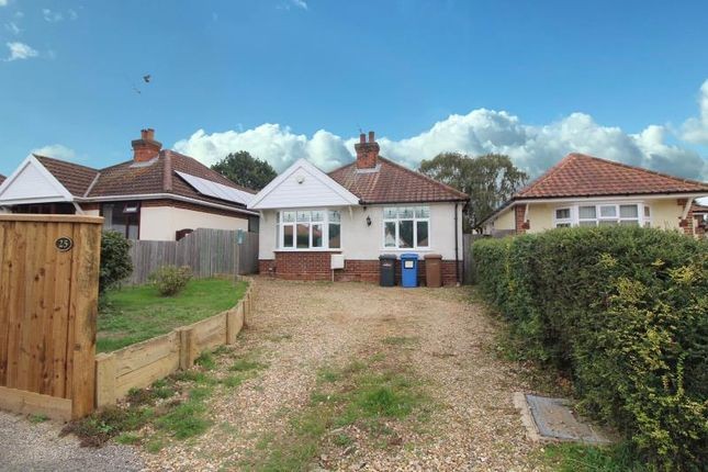 Thumbnail Bungalow to rent in Temple Road, Ipswich