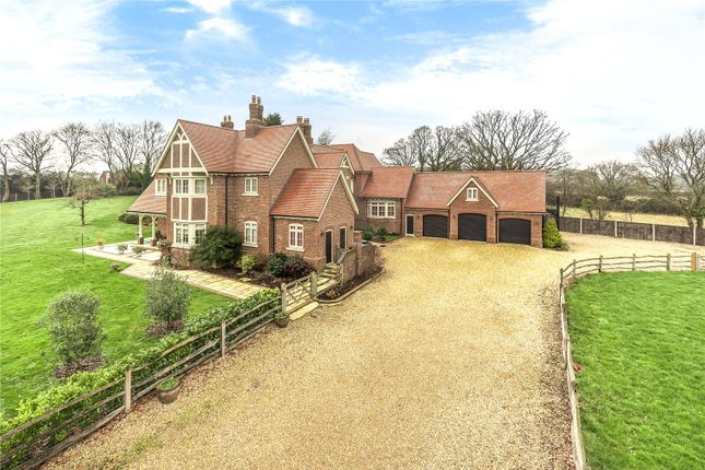 Thumbnail Detached house to rent in Holywell, Swanmore, Southampton, Hampshire