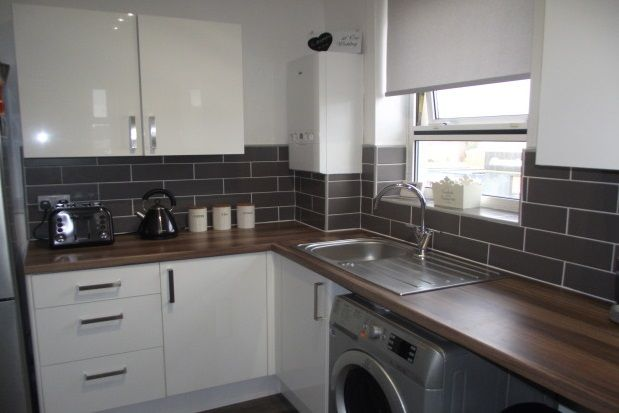 Thumbnail Flat to rent in Galloway Avenue, Ayr