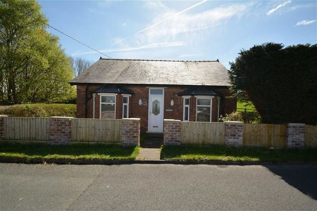 Thumbnail Detached bungalow to rent in Mold Road, Ewloe Green, Deeside