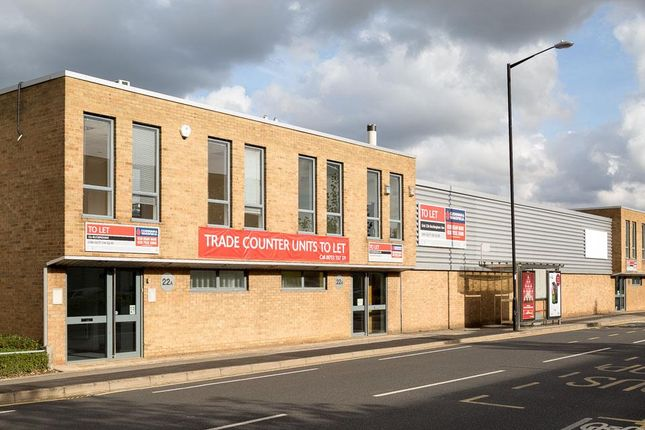 Industrial to let in 22A Buckingham Avenue, Slough Trading Estate, Slough