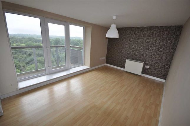 2 bed flat for sale in Lakeside Rise, Blackley, Manchester