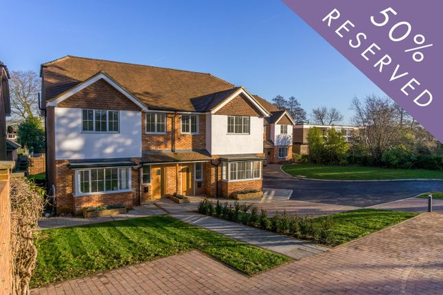 Thumbnail Semi-detached house for sale in Mill Hill Lane, Brockham