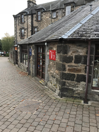 Thumbnail Retail premises for sale in Mill Lane, Pitlochry