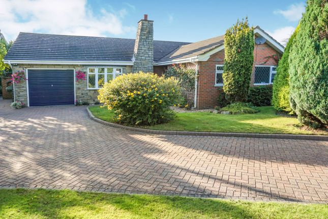 Thumbnail Detached bungalow for sale in Lightwood Green Avenue, Near Audlem, Cheshire