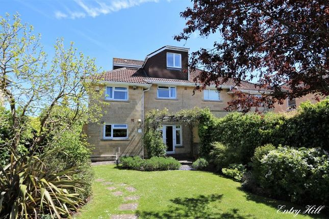 Thumbnail Semi-detached house for sale in Entry Hill, Combe Down, Bath