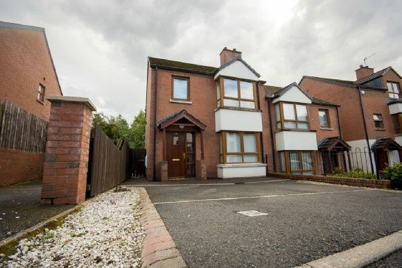 Thumbnail Semi-detached house for sale in 49 Redwood Dale, Dunmurry, Belfast