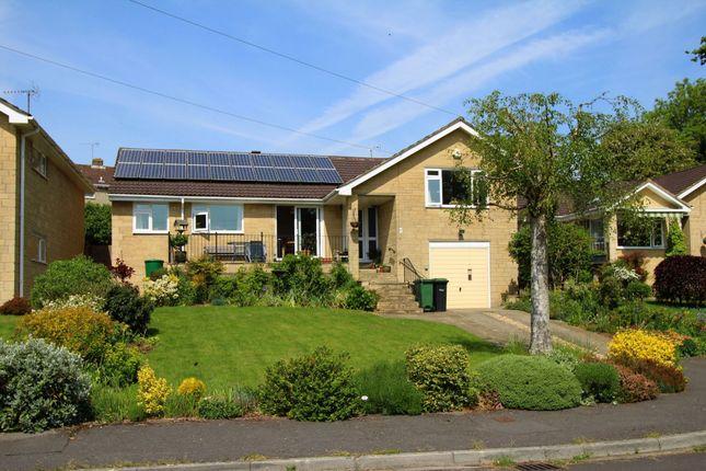 Thumbnail Detached bungalow for sale in Riverside Drive, Chippenham