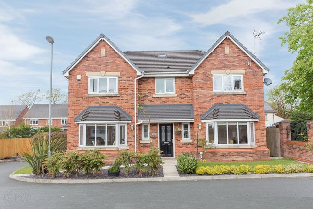 Thumbnail Detached house for sale in Kendal Gardens, Clayton-Le-Woods