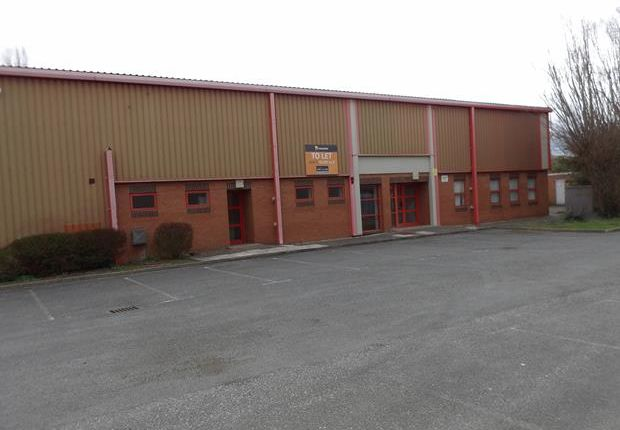 Thumbnail Light industrial to let in C, Greenfield Business Park, Bagillt Road, Holywell, Flintshire