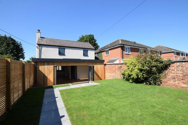 Thumbnail Detached house for sale in Leicester Road, Uppingham, Oakham
