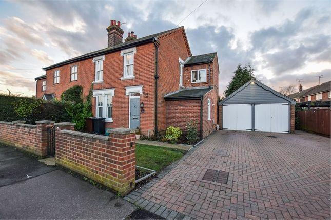 Thumbnail Semi-detached house for sale in Blackheath, Colchester, Essex