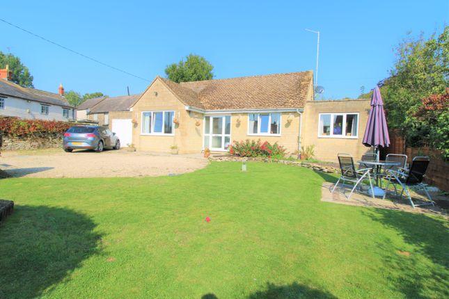 Thumbnail Detached bungalow for sale in Park Place, Ashton Keynes, Swindon