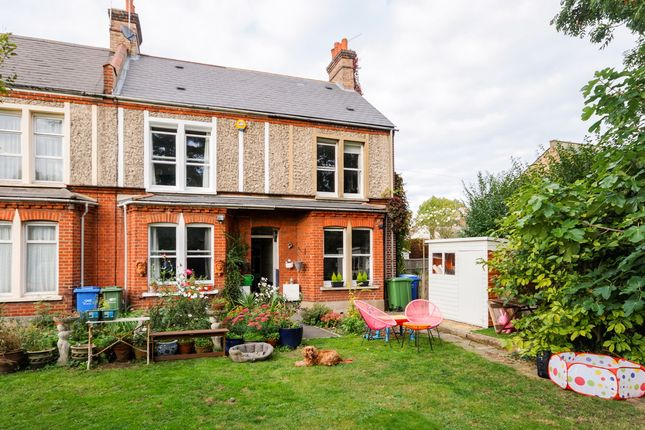 Thumbnail Terraced house for sale in Dulwich Rise Gardens, East Dulwich