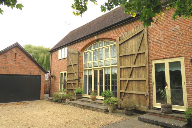 Thumbnail Barn conversion for sale in Warwick Road, Knowle, Solihull