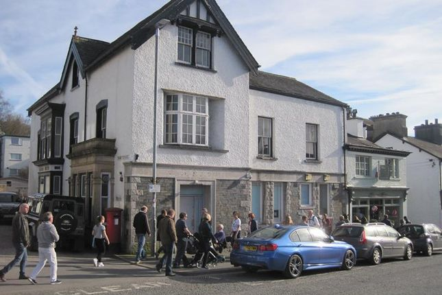 Thumbnail Retail premises to let in Former Natwest Bank, Lake Road, Bowness-On-Windermere, Cumbria
