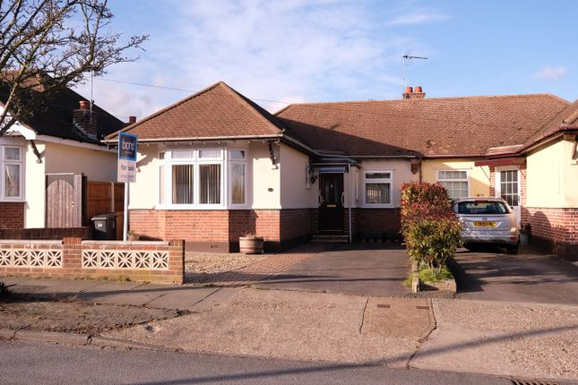 Thumbnail Semi-detached bungalow for sale in Skerry Rise, Broomfield, Chelmsford
