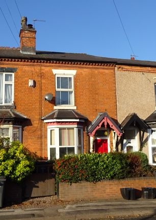 Terraced house in  Summer Road  Erdington  Birmingham  West Midlands  Birmingham