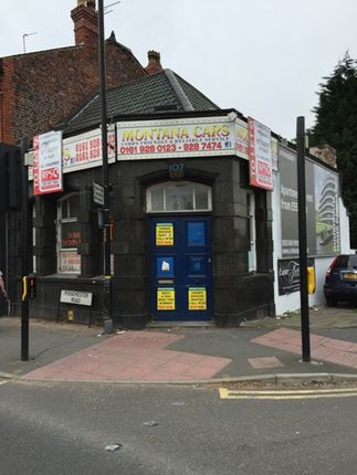 Thumbnail Retail premises to let in 107 Manchester Road, Altrincham