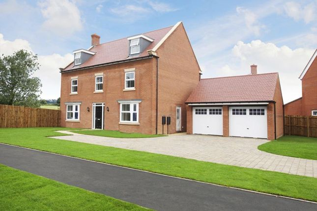"Thumbnail Detached house for sale in ""Lichfield"" at South Road, Durham"