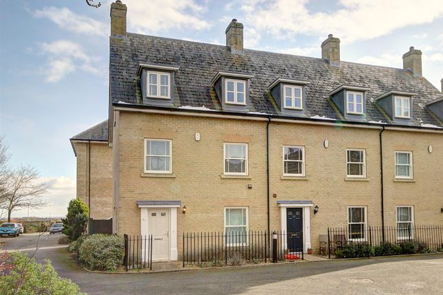 Thumbnail Town house for sale in Douglas Court, Ely