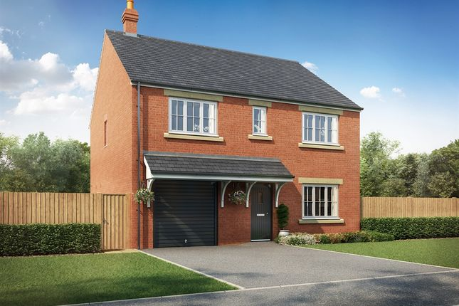 "Thumbnail Detached house for sale in ""The Lewis"" at Hounsfield Way, Sutton-On-Trent, Newark"