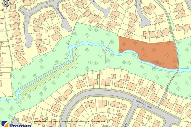 Thumbnail Land for sale in Crossford Close, Blundell's Wood, Wigan