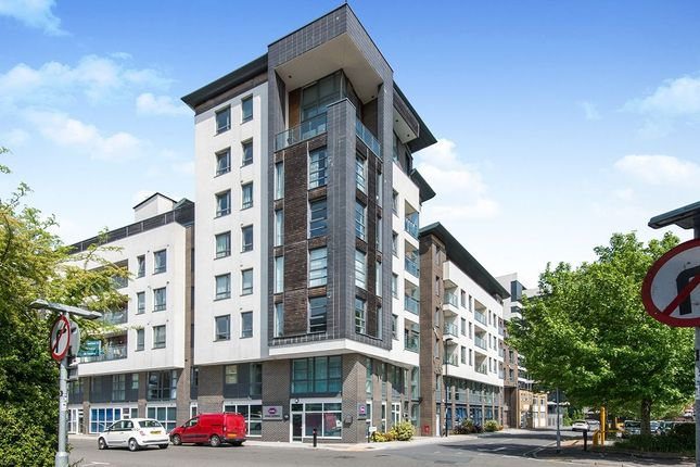 Thumbnail Flat for sale in Empress Heights College Street, Southampton, Flat 21 Empress Heights