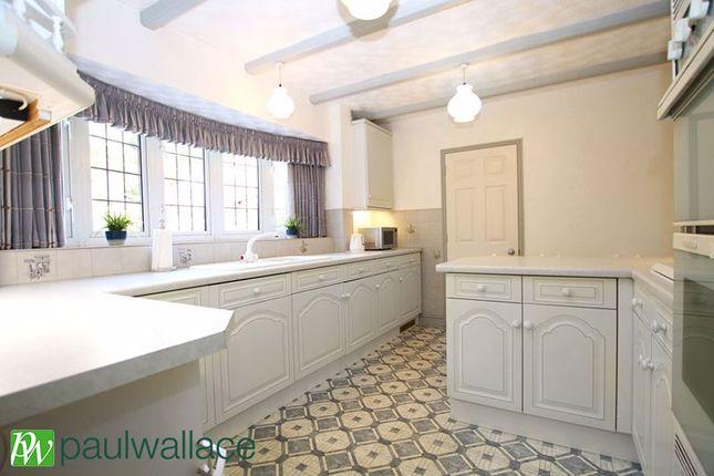 Kitchen of The Oval, Broxbourne EN10