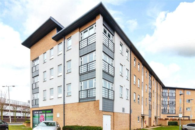 Thumbnail Flat for sale in Jade Court, Southernhay Close, Basildon, Essex