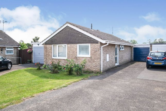 Thumbnail Detached bungalow for sale in Patrick Road, Corby