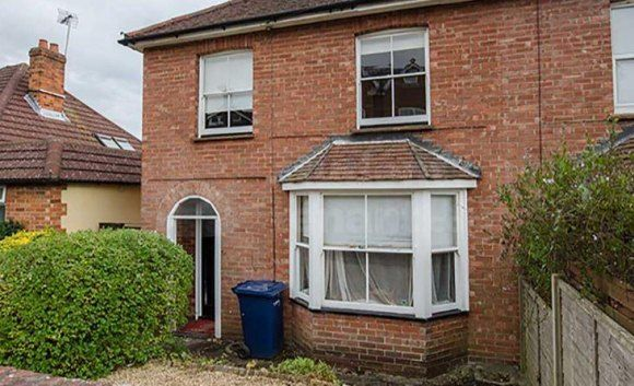 Thumbnail Semi-detached house to rent in Hale Road, Farnham, Surrey