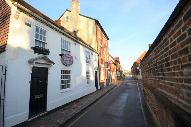 Thumbnail Semi-detached house for sale in Park Row, Farnham, Surrey