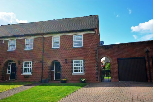 Thumbnail Semi-detached house for sale in Merlin Way, Mickleover, Derby